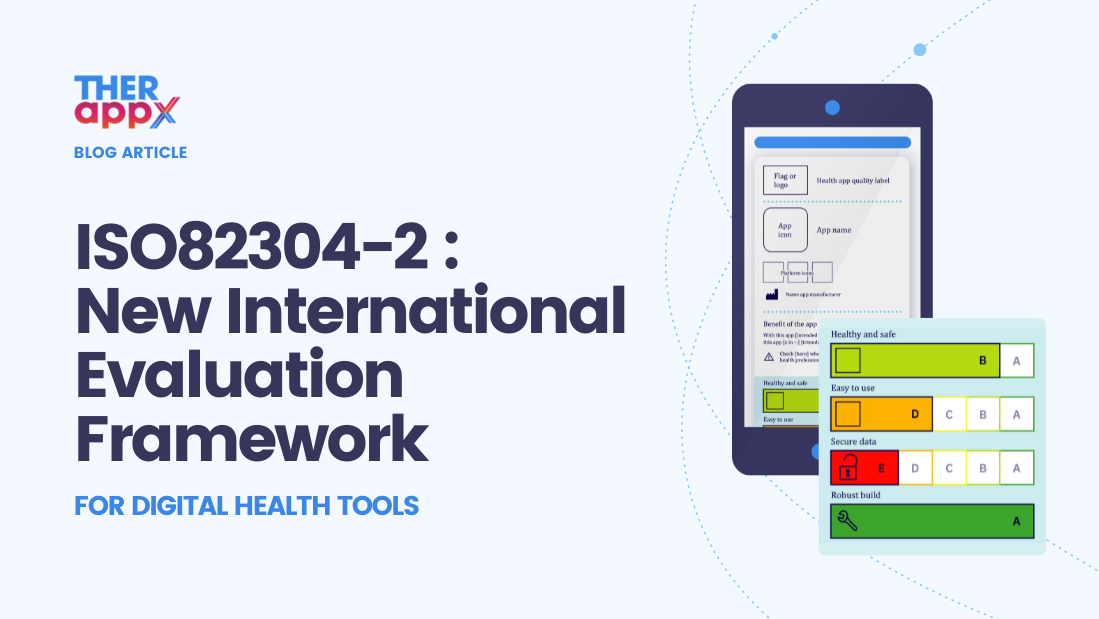 Health software: Looking for a needle in a haystack? Not anymore with ISO82304-2